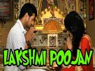 What special RV and Ishani are doing on this Lakshmi Poojan?