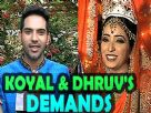 Check out Dhruv and Koyal's demand Video