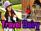 Travel Diary : Dipika Kakkar holidays in Massouri Video