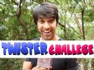Sahil Mehta takes up the 'Twister Challenge' Video