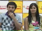 Katrina And Ranbir at Radio Mirchi For Promotion
