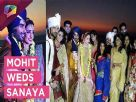 Sanaya Irani gets hitched to Mohit Sehgal Video