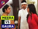 Why did Meera get angry with Gaura on Saath Nibhana Saathiya? Video