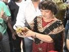Saroj Khan Launches Dance Rehearsal Hall