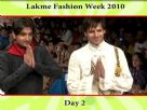 Lakme Fashion Week 2010 - Day 2 (Part 1)