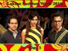 Lakme Fashion Week 2010 - Day 3 (Part 2)