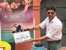 Akshay Kumar at the mahurat of Angel