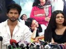 Shahid and Ayesha promote Paathshaala