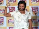 Saif Ali Khan launches Lay's consumer co-created flavours