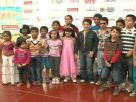 Promotion of The Film Bumm Bumm Bhole
