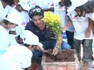 Manoj Goes Green With Sneha Sadan