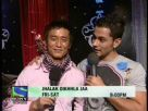 Boman Irani and Kunal Khemu in Jhalak