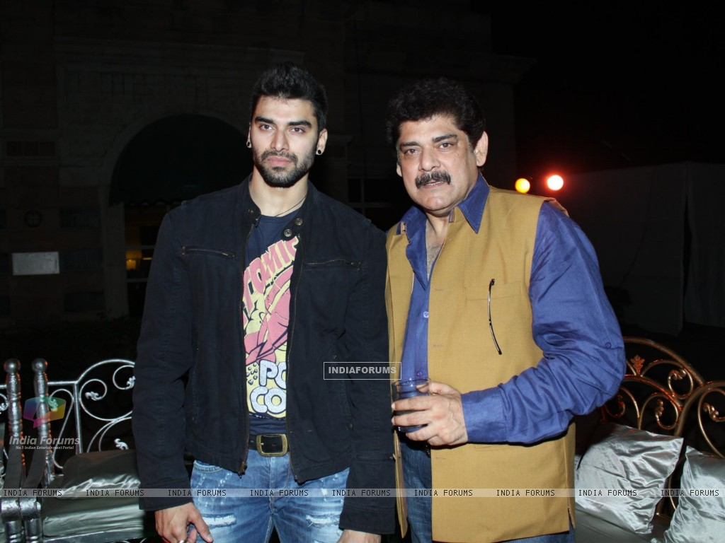 Pankaj Dheer at Banpreet Singh's Son Wedding (119297) size:1024x768