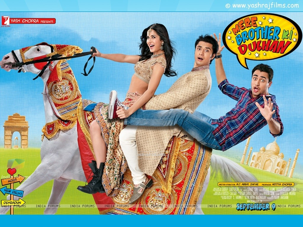 Poster of Mere Brother Ki Dulhan movie (151773) size:1024x768