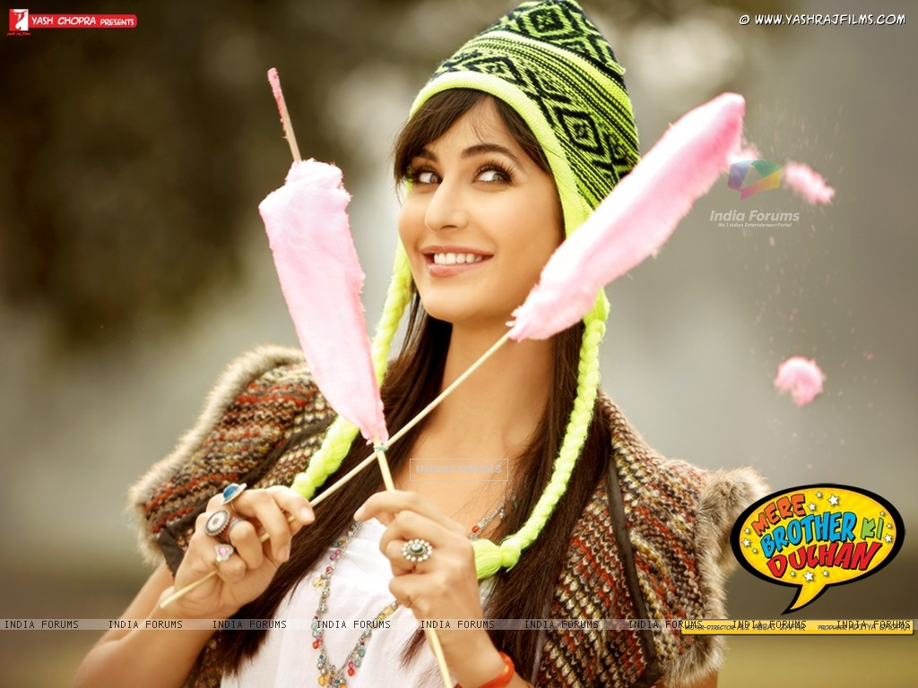 Katrina Kaif in the movie Mere Brother Ki Dulhan (156094) size:1024x768