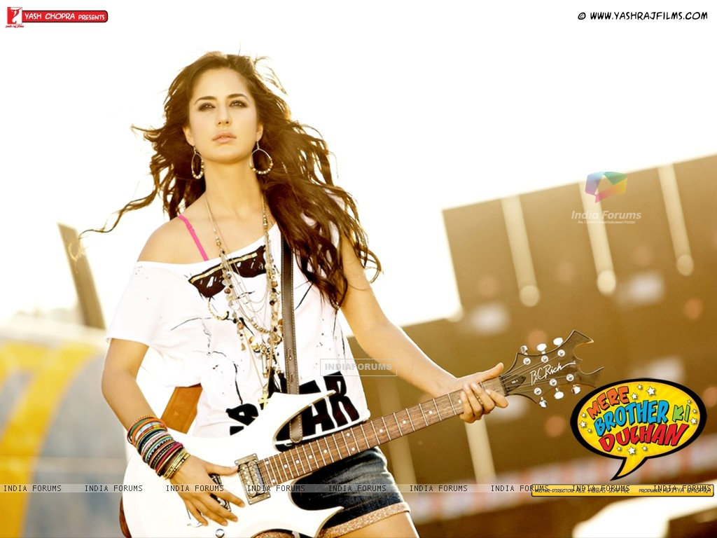 Katrina Kaif in the movie Mere Brother Ki Dulhan (156097) size:1024x768