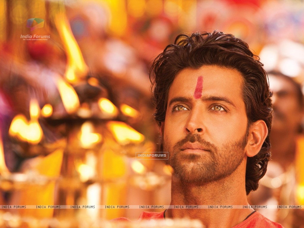 Hrithik Roshan in the movie Agneepath(2012) (156713) size:1024x768