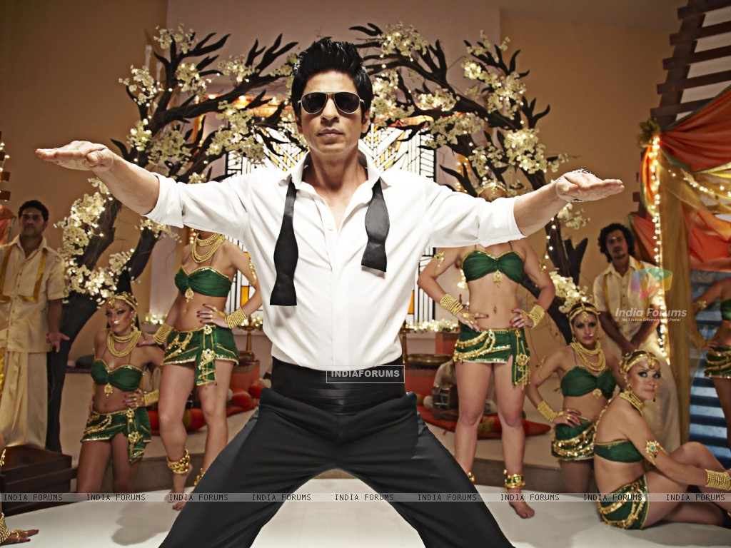 Shah Rukh in Ra.One movie (158775) size:1024x768