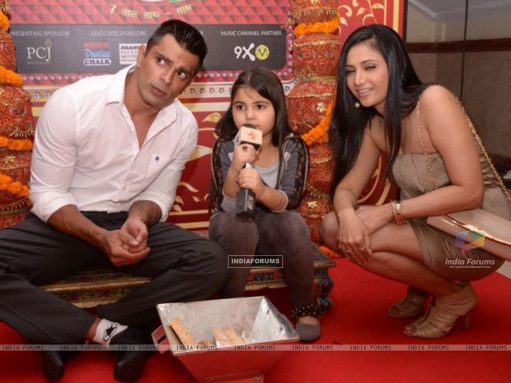 Karan Singh Grover and Shilpa Anand at SBS Party (169645) size:1024x768