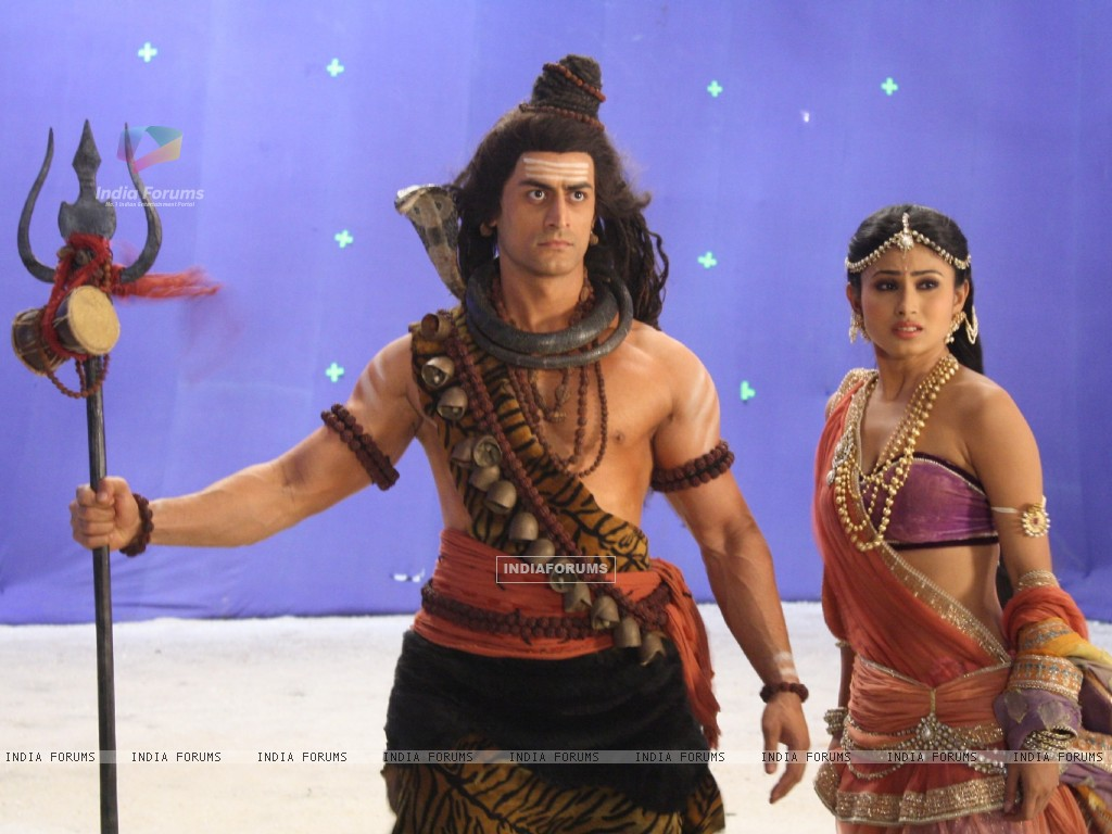 Still image of Shiv & Sati from Devon Ke Dev. Mahadev (180972) size:1024x768