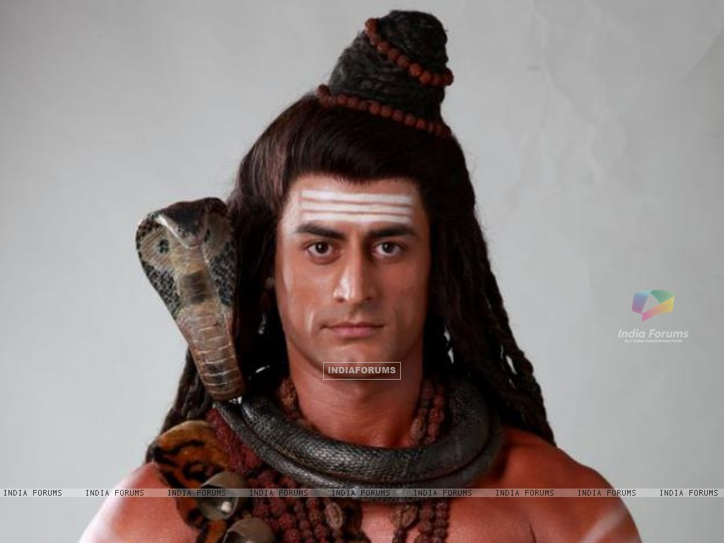 Mohit Raina as Lord Shiv in Devon Ke Dev. Mahadev (181128) size:1024x768