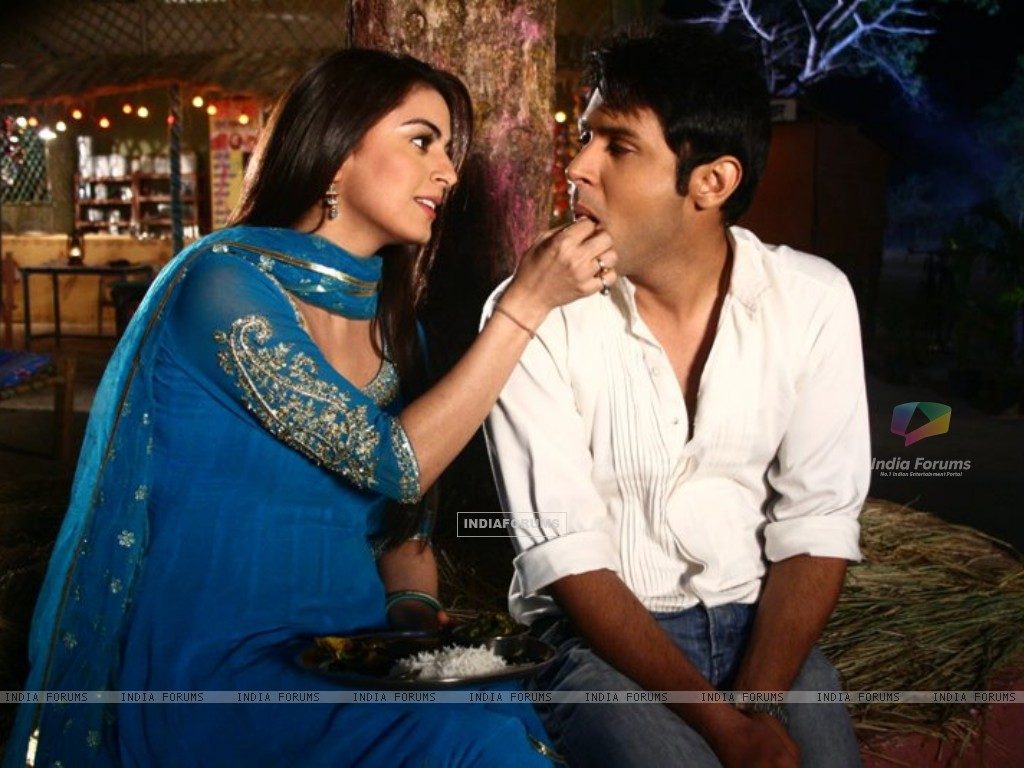 Shraddha Arya and Sudeep Sahir from Main Lakshmi tere Angan ki (183022) size:1024x768