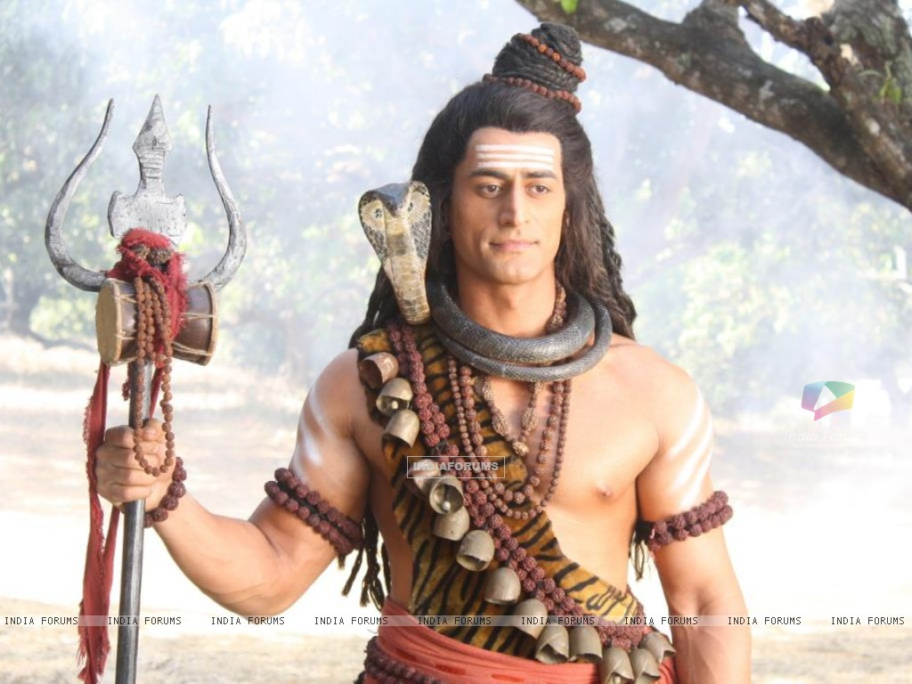 Mohit Raina still from the show Devon Ke Dev. Mahadev (184162) size:1024x768