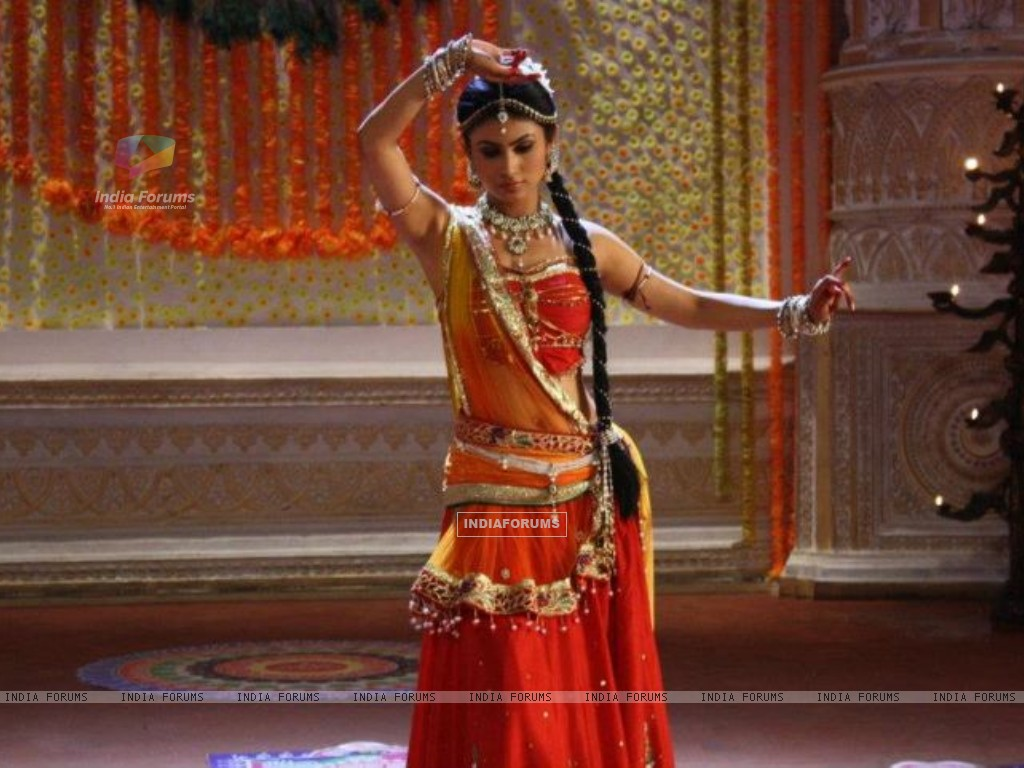 Mouni as Sati in Devon Ke Dev. Mahadev (184382) size:1024x768
