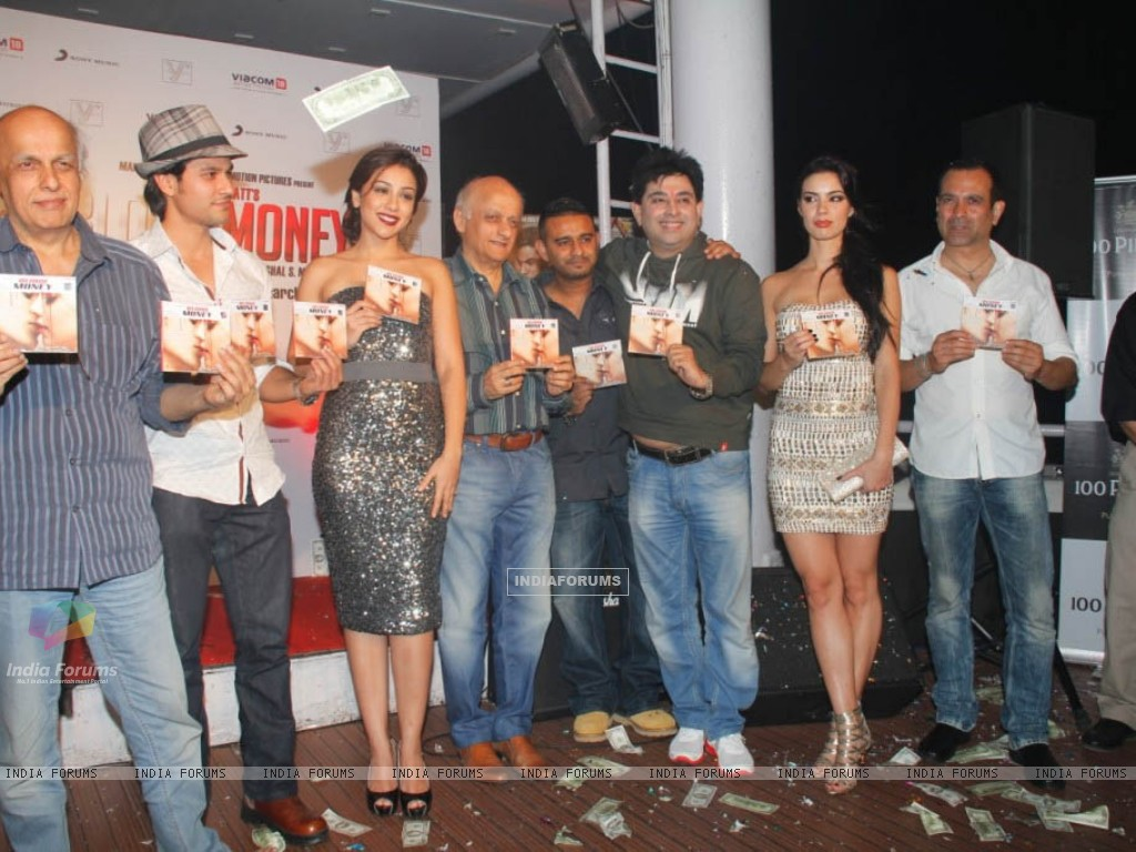 Celebs at Music launch of Movie 'Blood Money' (185787) size:1024x768