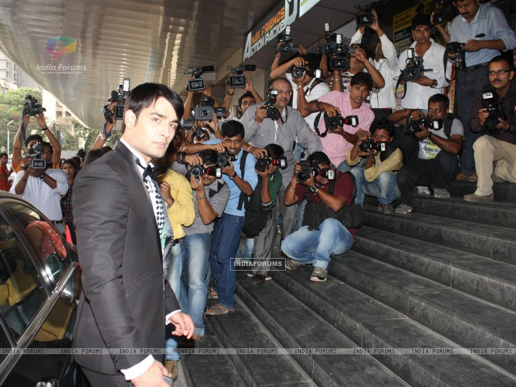 Vivian Dsena at COLORS Channel new show Madhubala...Ek Ishq, Ek Junoon premiere (199430) size:1024x768