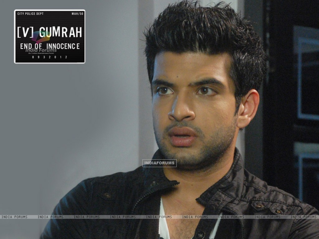 Karan Kundra on Gumrah - End of Innocence. (203571) size:1024x768