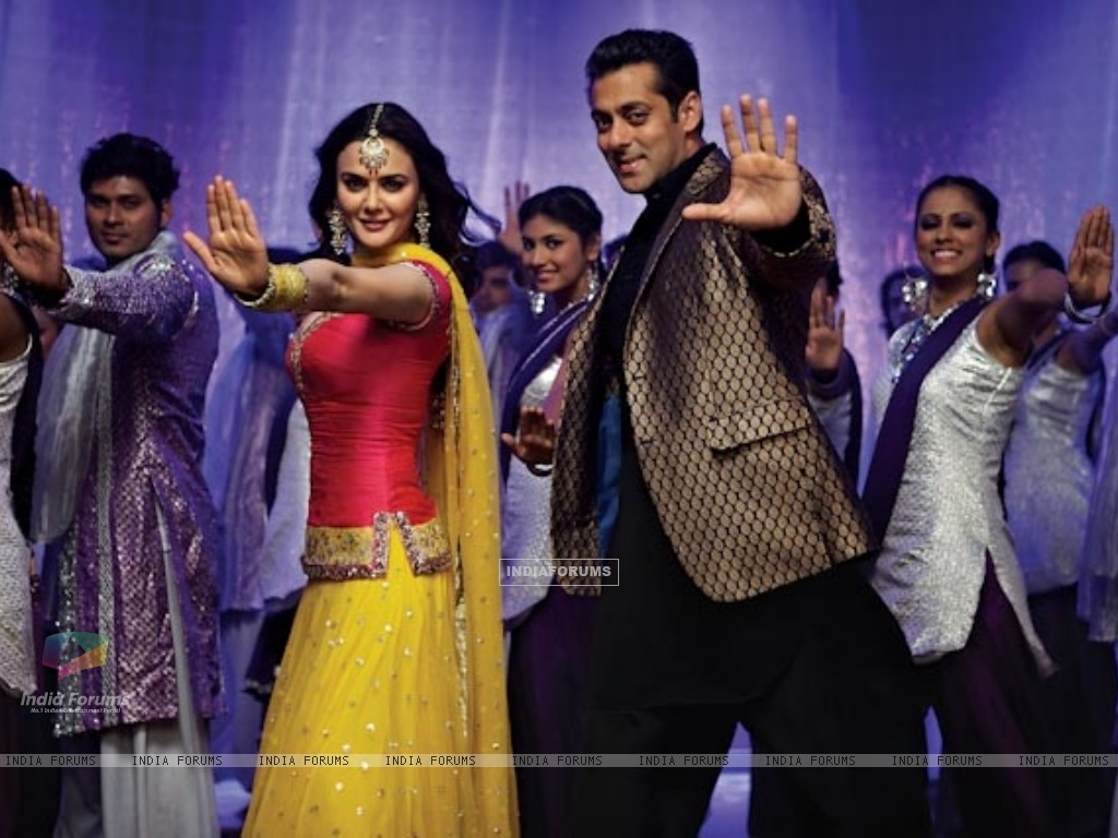 Preity Zinta and Salman Khan in Ishkq In Paris (224980) size:1024x768