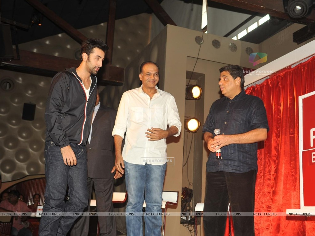 Ranbir Kapoor & Ashutosh Gowarikar unveiled and supported for Swades Foundation (232246) size:1024x768