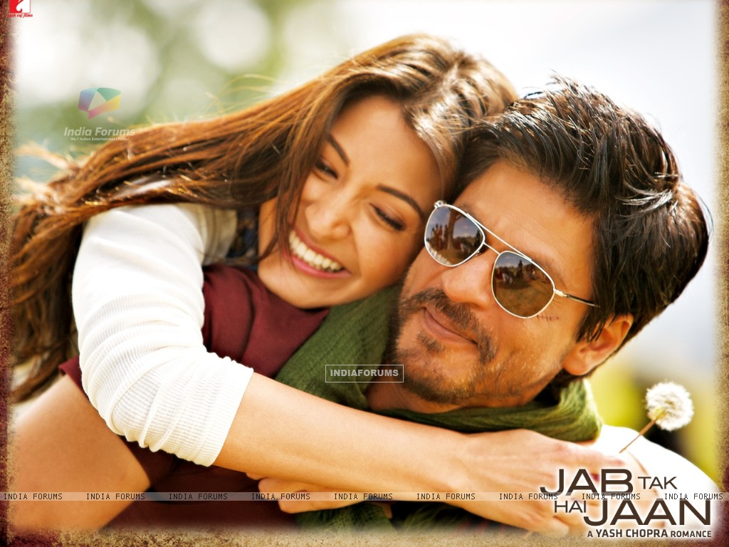 Shah Rukh Khan and Anushka Sharma in Jab Tak Hai Jaan (232811) size:1024x768