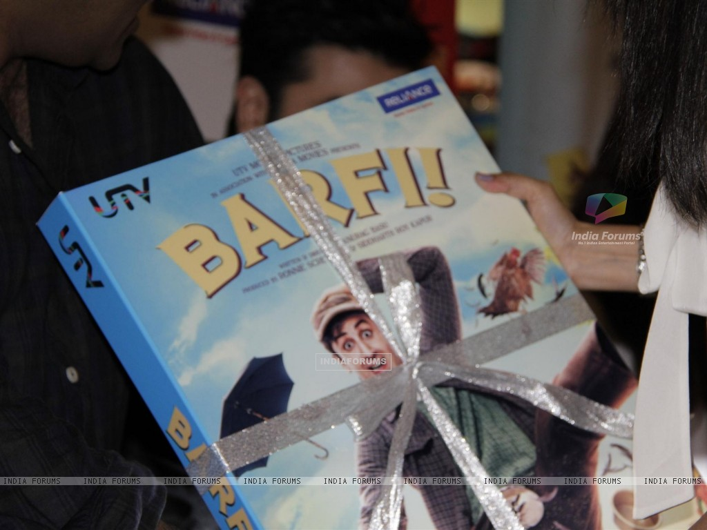 DVD launch of film Barfi (238739) size:1024x768