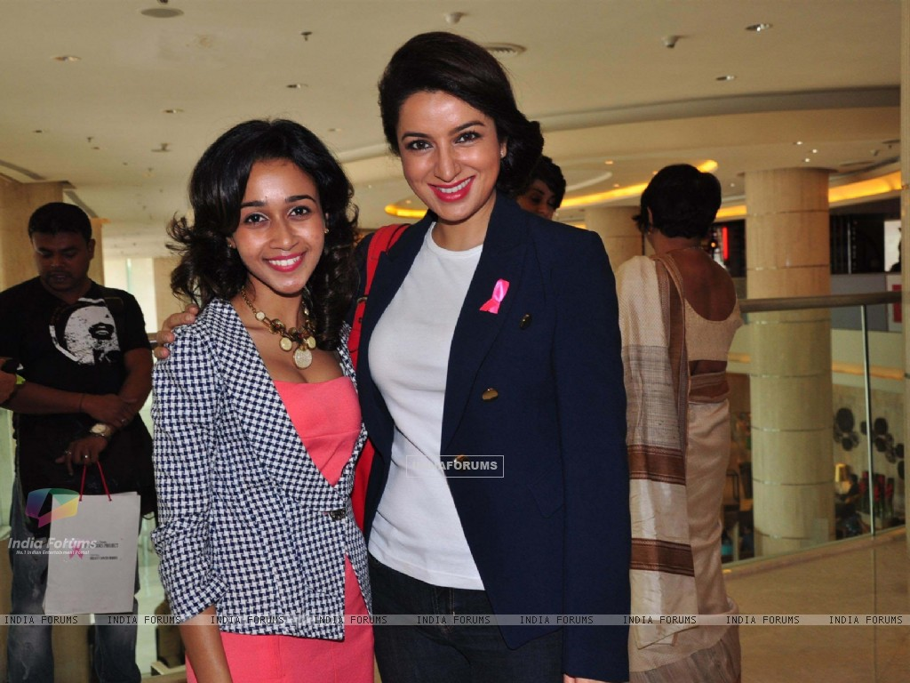 Tisca Chopra at the felicitation ceremony of Breast Cancer Patients at the iDiva Heroes Project function (239046) size:1024x768