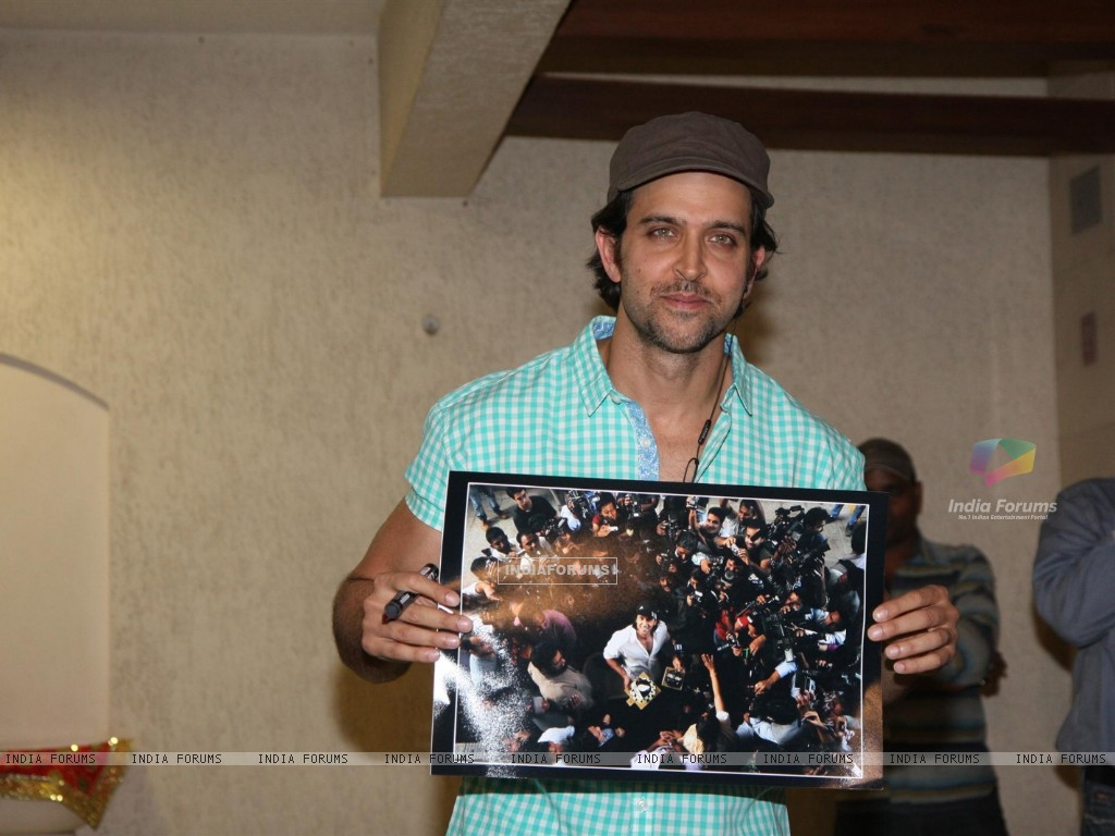 Hrithik Roshan Birthday Party (252422) size:1024x768