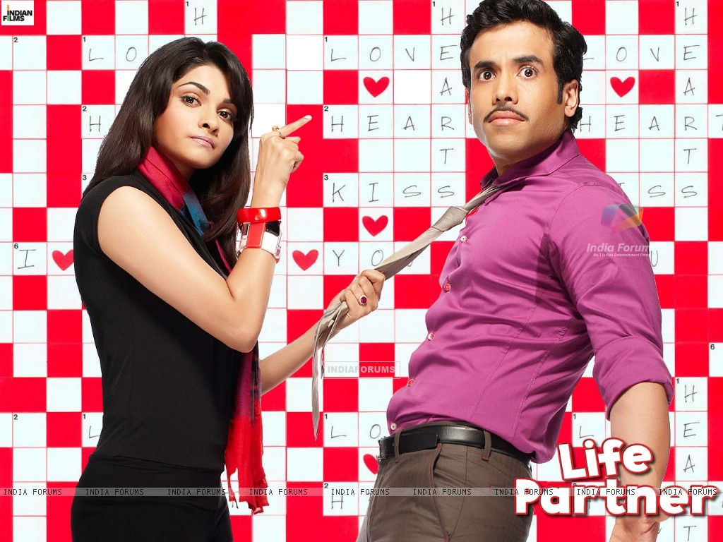 Life Partner wallpaper with Tusshar and Prachi (31423) size:1024x768
