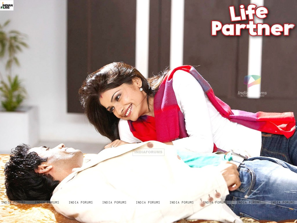 Wallpaper of Life Partner movie with Tusshar and Prachi (31436) size:1024x768