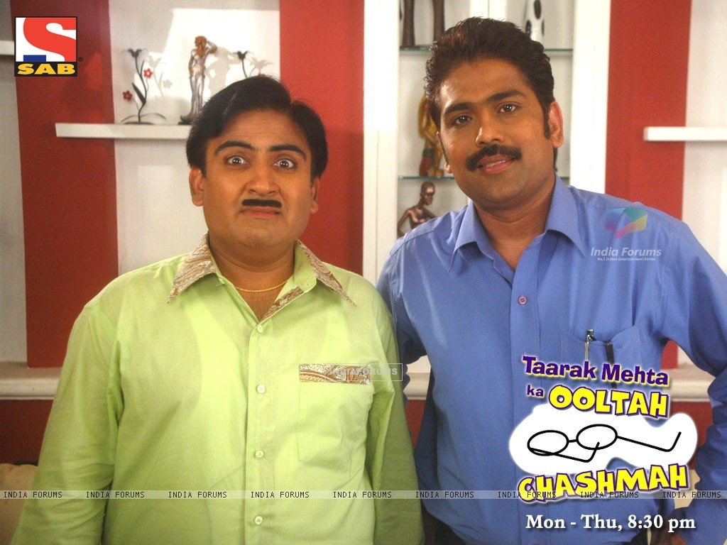 Dilip Joshi and Sailesh Lodha (33634) size:1024x768