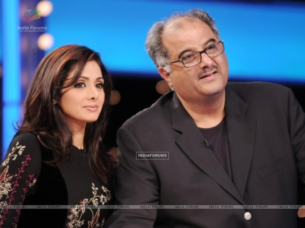 Boney Kapoor and Sridevi (38092) size:1024x768