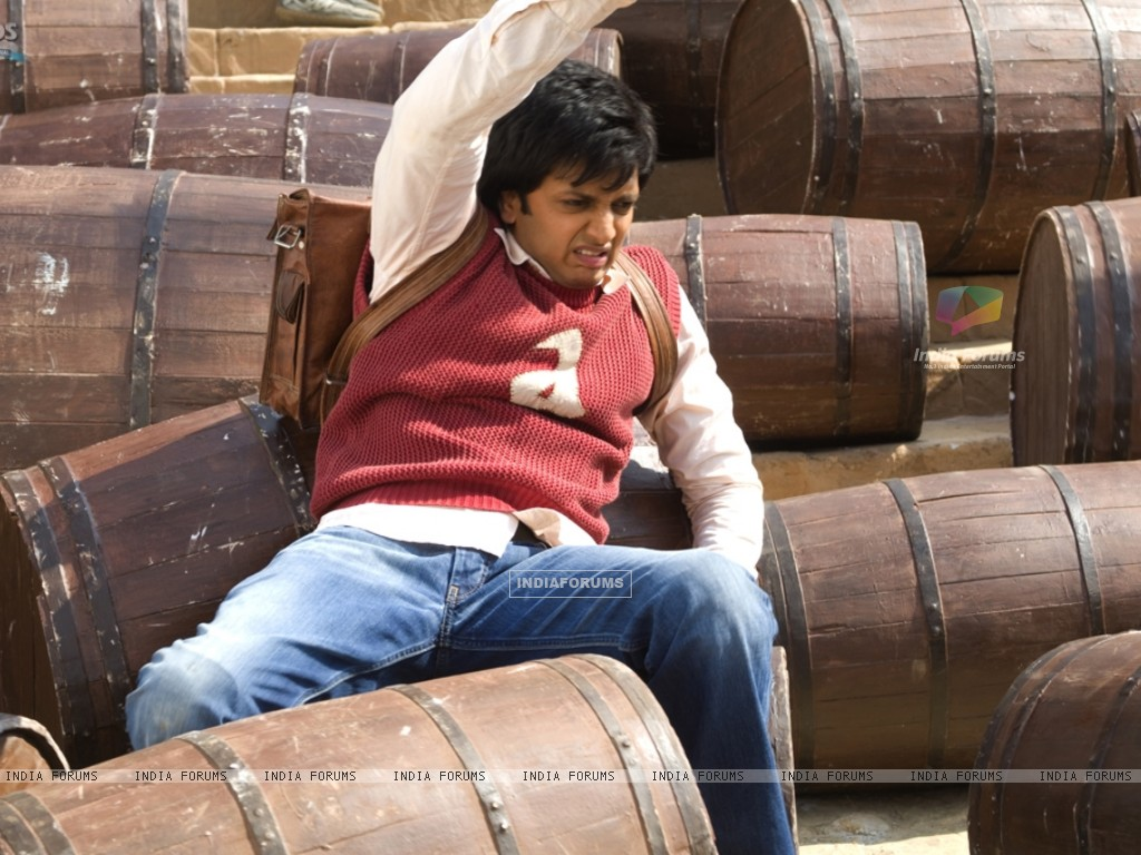 Ritesh Deshmukh in Aladin movie (39324) size:1024x768