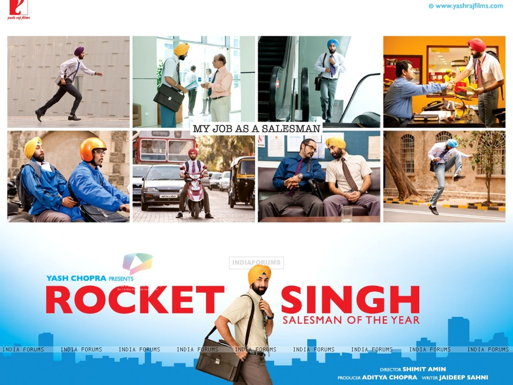 Rocket Singh: Salesman of the Year movie wallpaper (40054) size:1024x768
