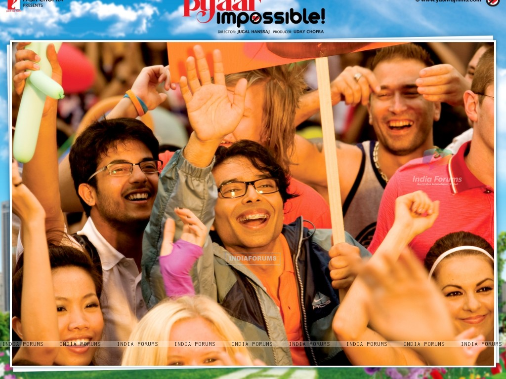 Pyaar Impossible movie wallpaper with Uday Chopra (40433) size:1024x768