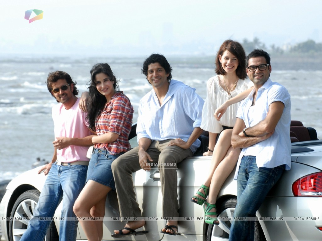 Still from the movie Zindagi Na Milegi Dobara (65650) size:1024x768