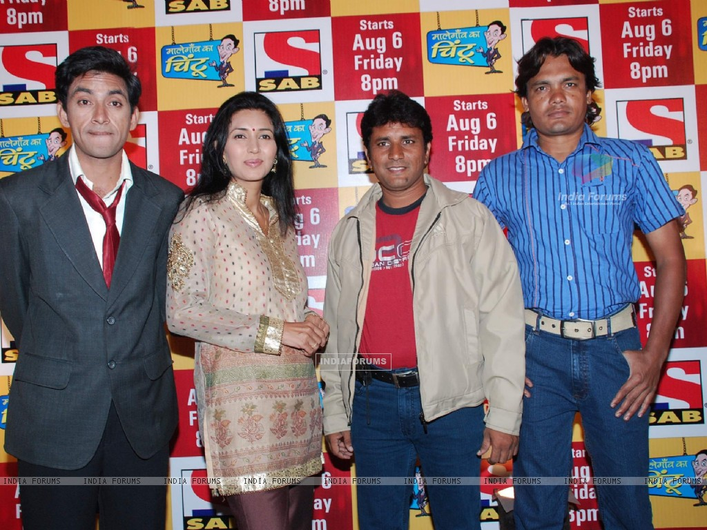 Sab TV launches Deepti Bhatnagar''''s Malegaon Ka Chintu at Marriott (91550) size:1024x768