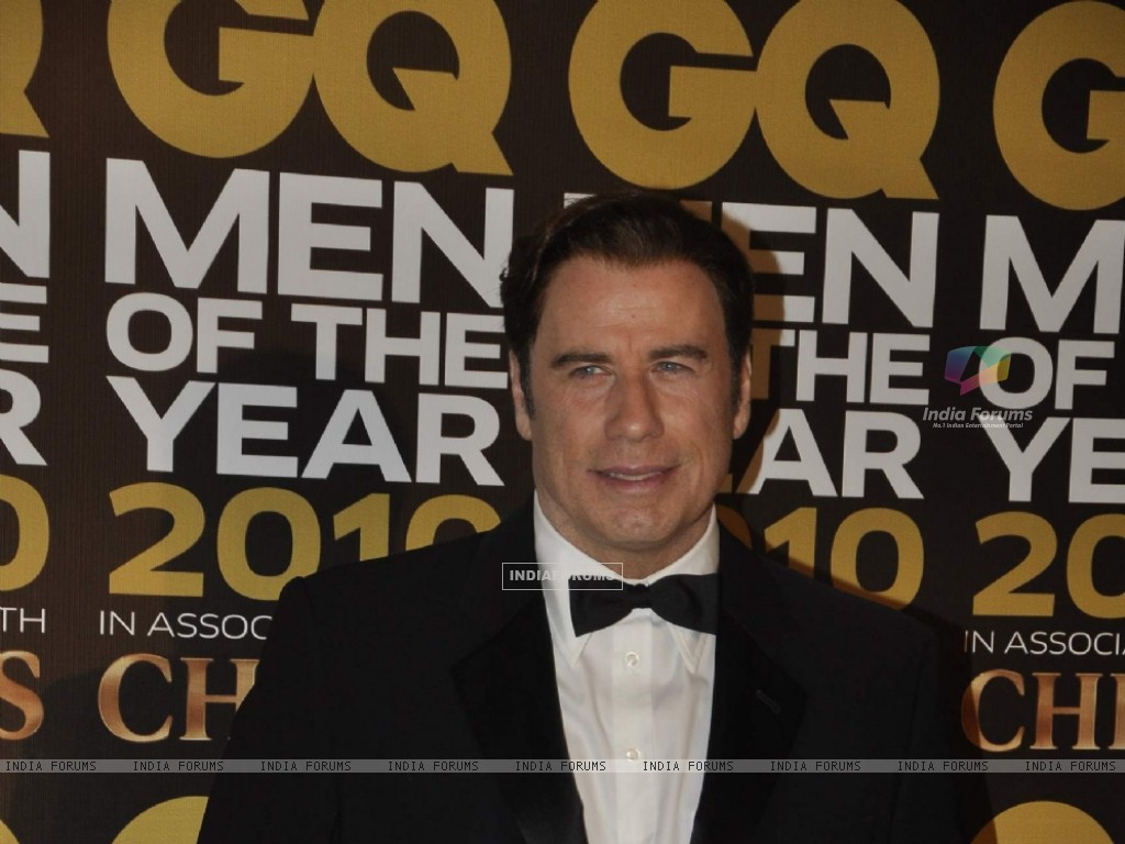 Larry Blyden Wallpapers Wallpaper John Travolta At Gq Man Of The Year Grand Hyatt