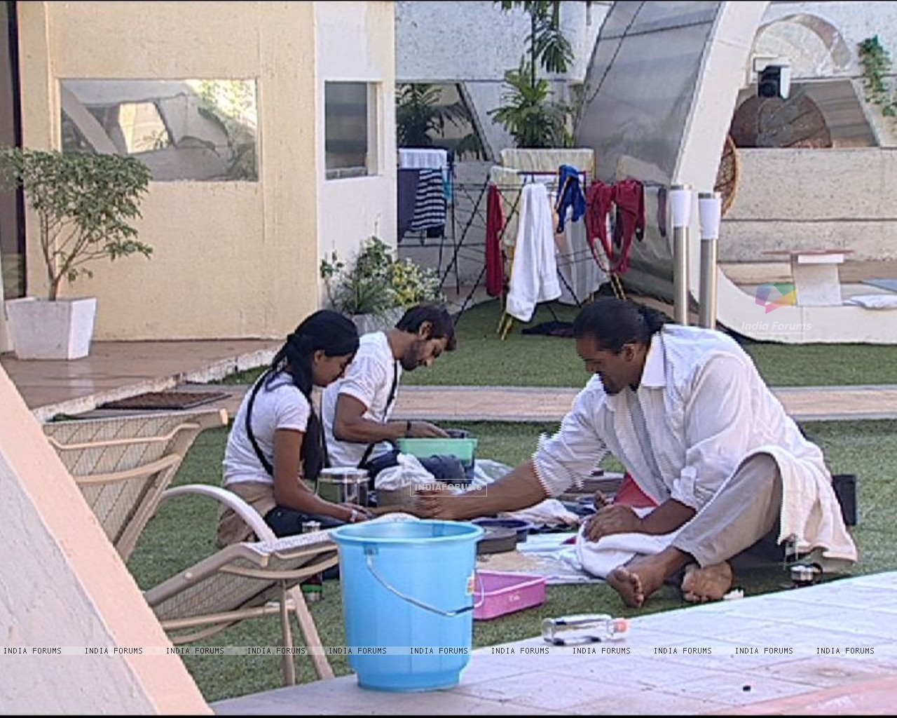 Still scene from Bigg Boss 4 (113172) size:1280x1024