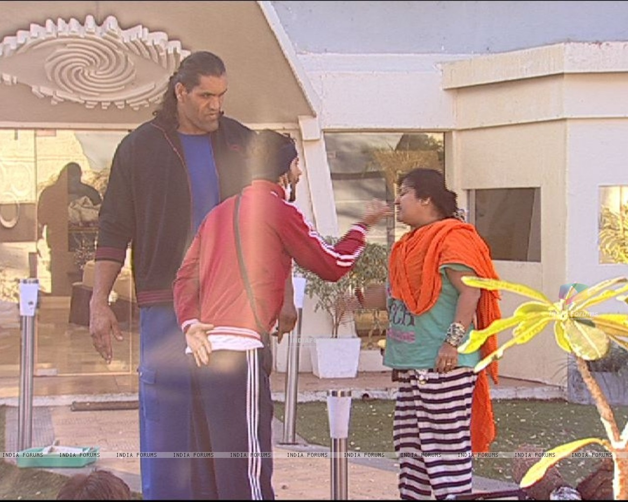 Still from tv show Bigg Boss 4 (113505) size:1280x1024