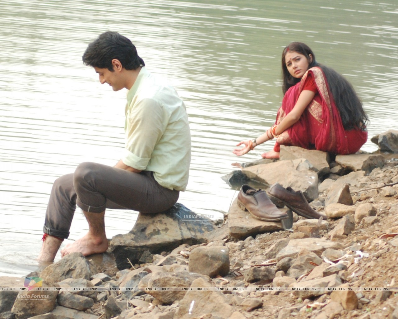 Still scene from tv show Ganga Kii Dheej (117225) size:1280x1024